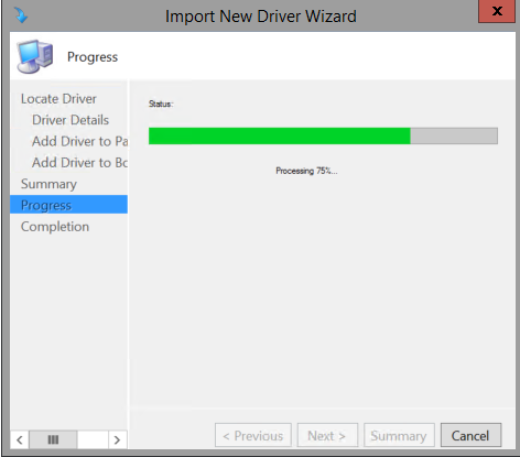Importing Yoga Drivers